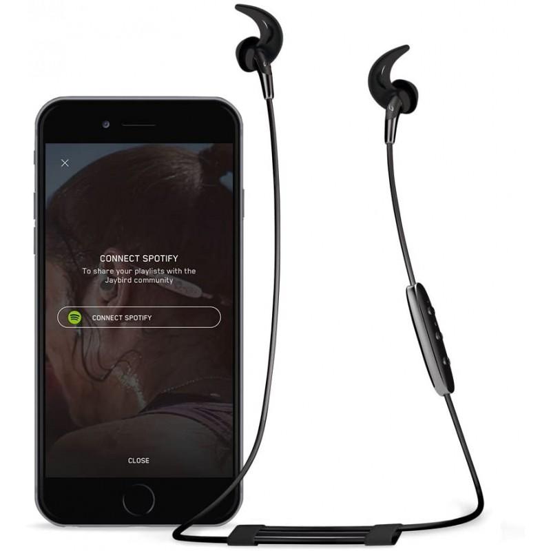 Jaybird Freedom 2 with Speedfit Wireless Headphones - Carbon
