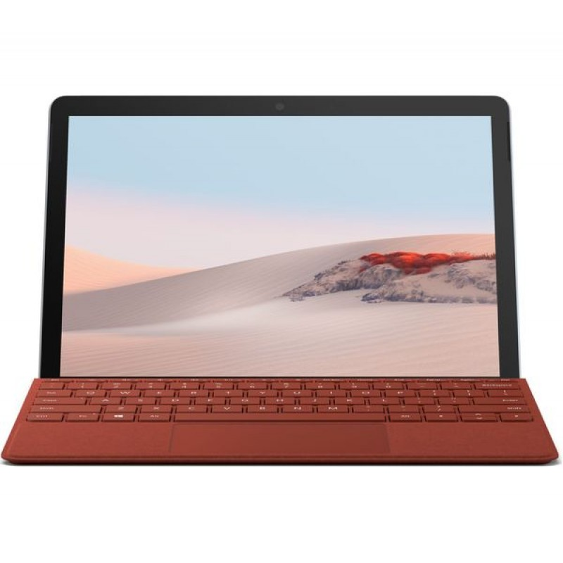 Microsoft Surface Go Signature Type Cover - Italian Layout - Poppy Red